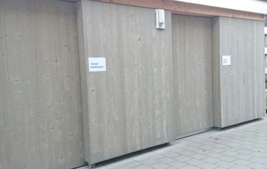 Schöpfli - neue Aufteilung KiTa/Teddybär